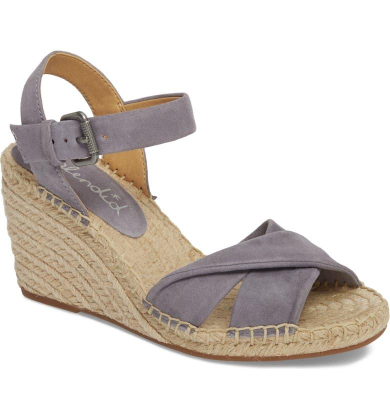 bc5b9db44 Splendid Fairfax Espadrille Wedge Sandal (Women) | Nordstrom