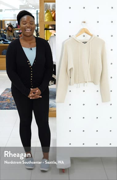 Drew Hooded Sweater, sales video thumbnail