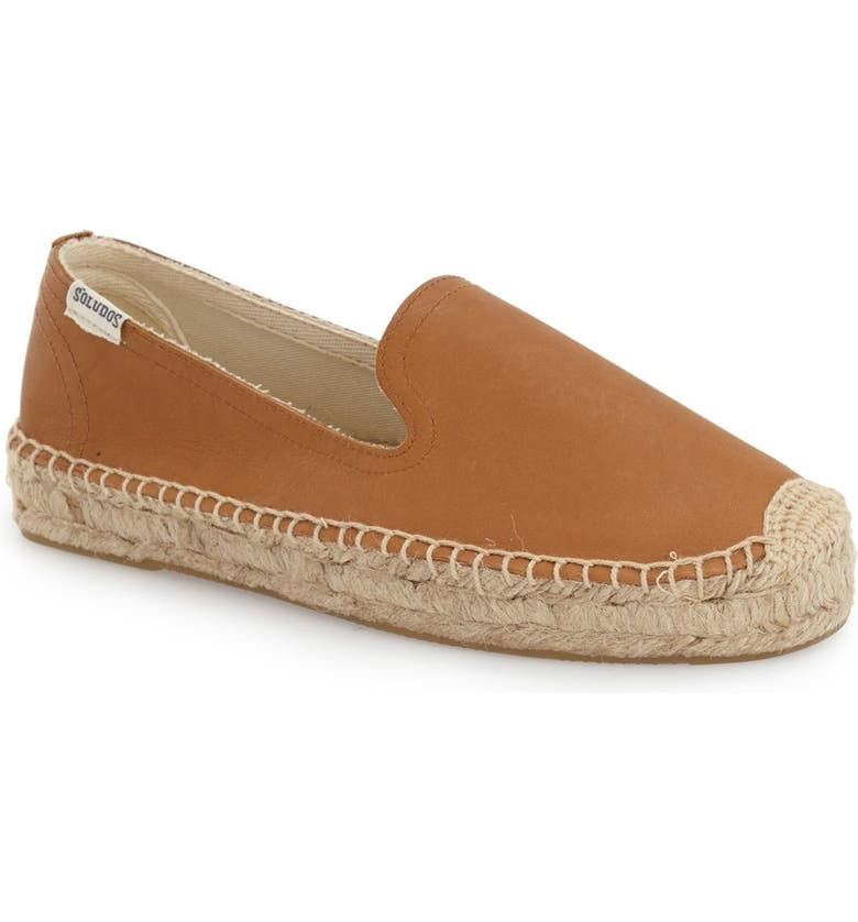 Soludos Smoking Espadrille Platform Shoe Women
