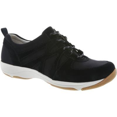 Dansko Hatty Sneaker - Black