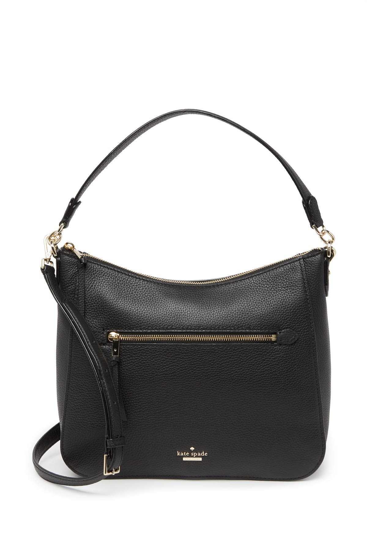 Image of kate spade new york jackson street  quincy leather hobo