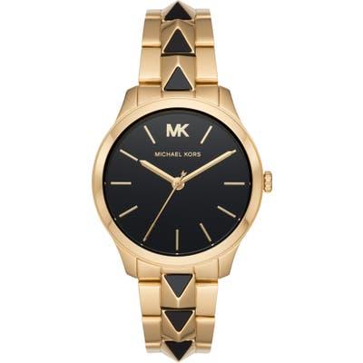 Michael Michael Kors Runway Mercer Bracelet Watch,