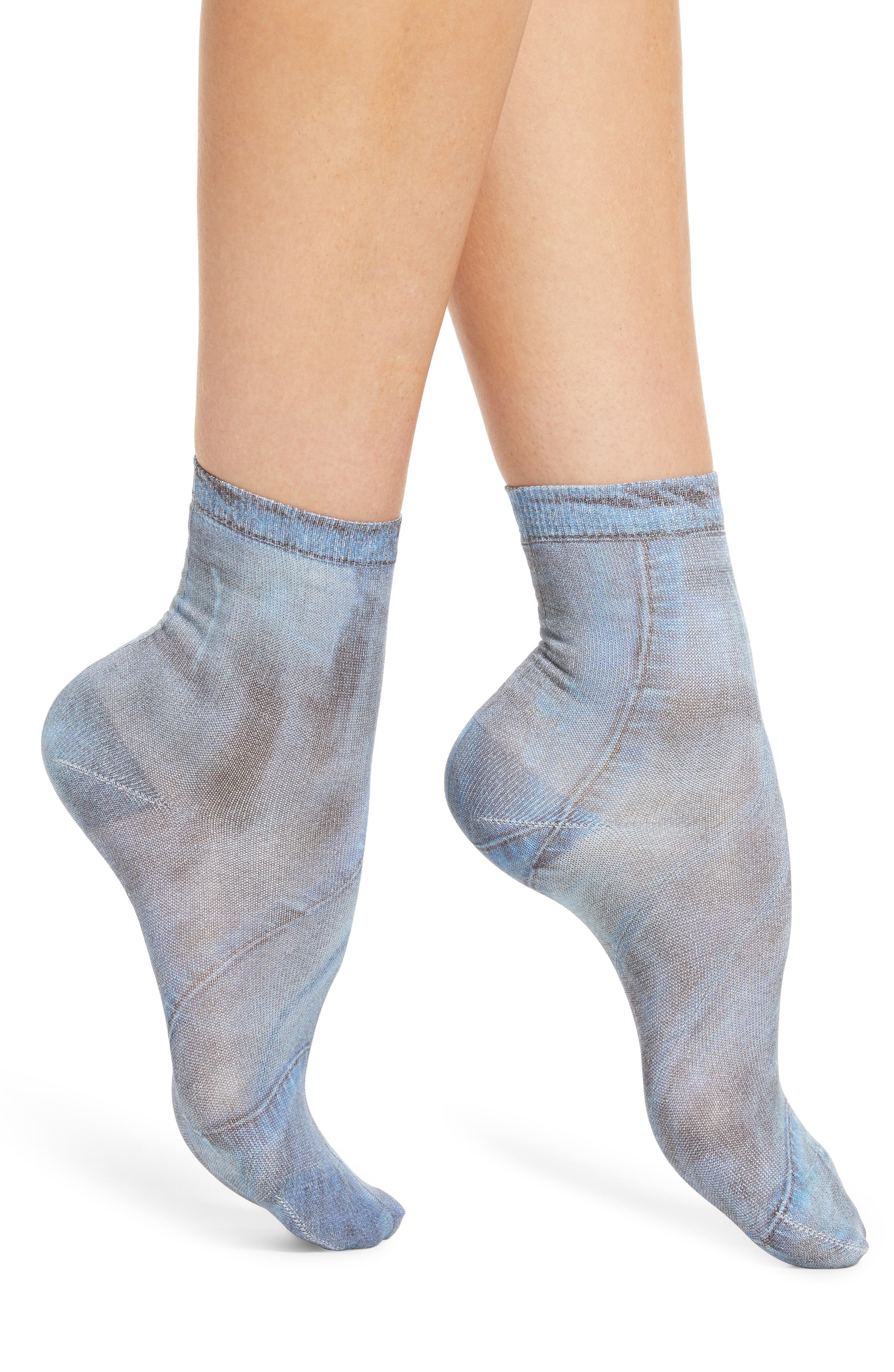 Silk Blend Socks