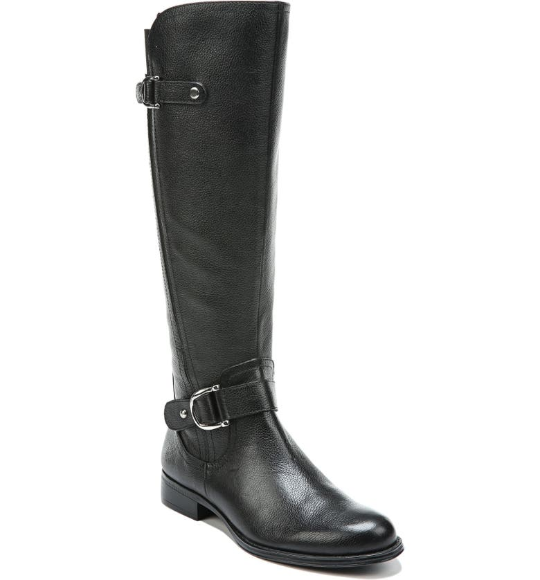 NATURALIZER Jenelle Tall Boot, Main, color, 001