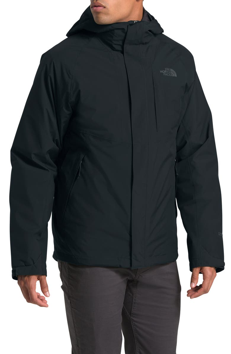 THE NORTH FACE Mountain Light TriClimate<sup>®</sup> 3-in-1 Jacket, Main, color, TNF BLACK