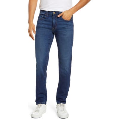 Fidelity Denim Torino Slim Fit Knit Jeans, Blue
