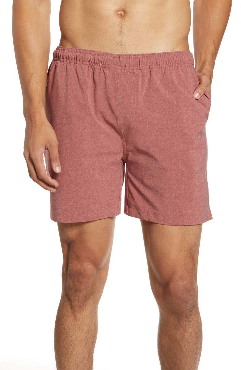 CHUBBIES The Brick House Swim Trunks, Main, color, 630