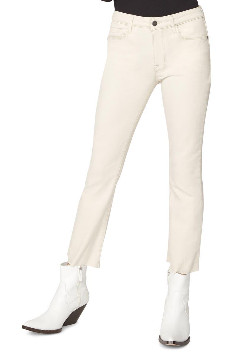 SANCTUARY Connector Kick Crop Jeans, Main, color, 900