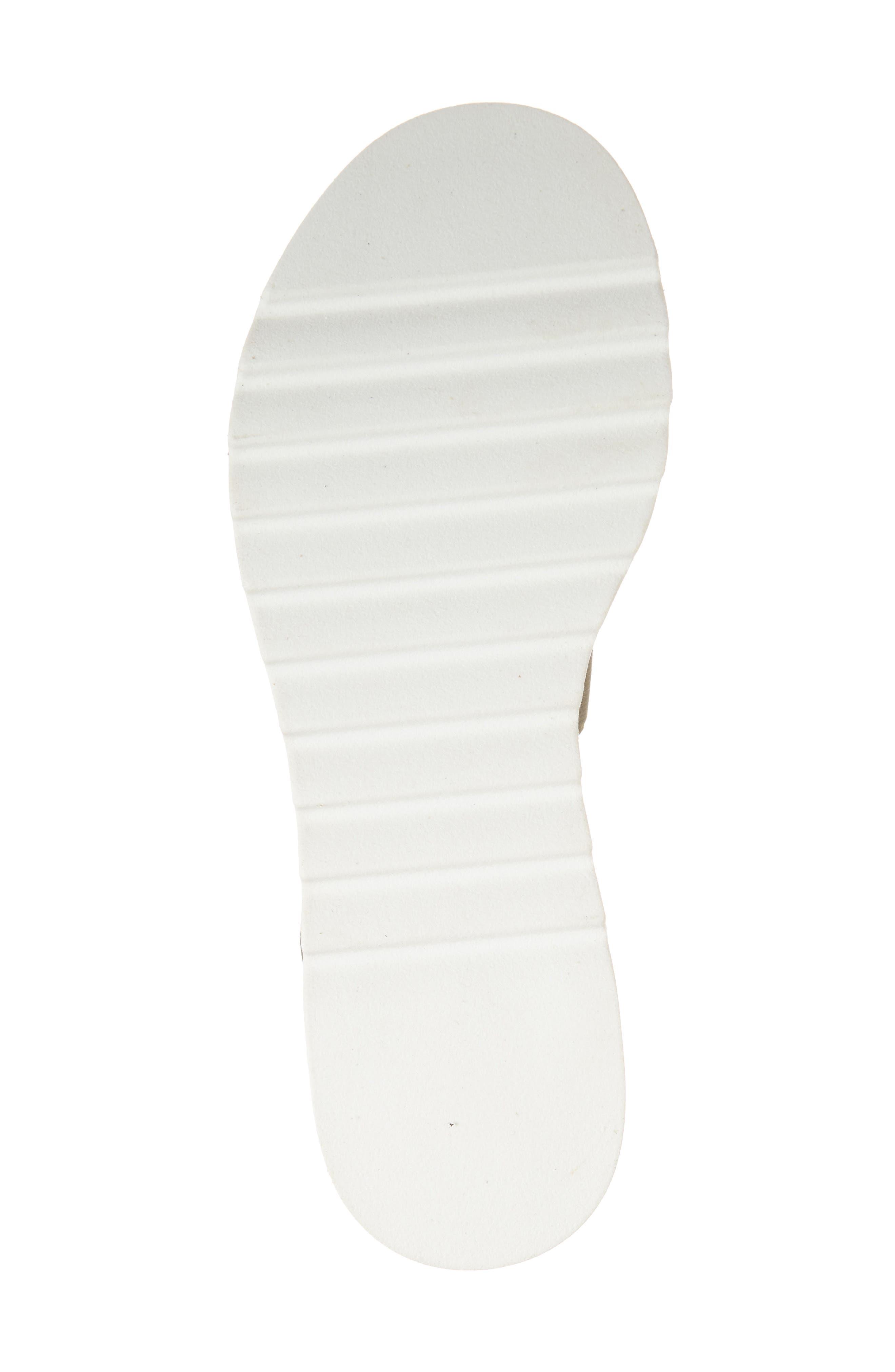 ,                             Bandi Platform Wedge Sandal,                             Alternate thumbnail 6, color,                             OLIVE