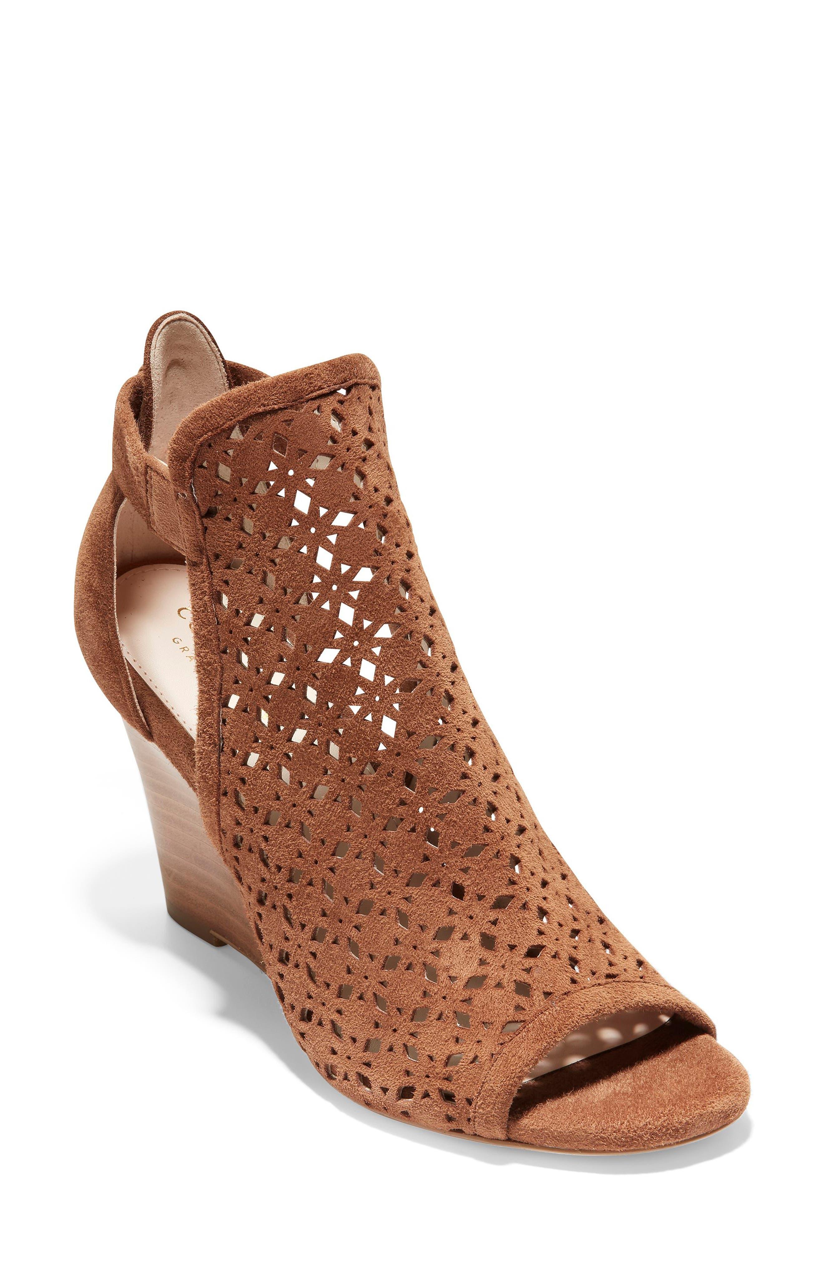 Image of Cole Haan Edie Wedge Sandal