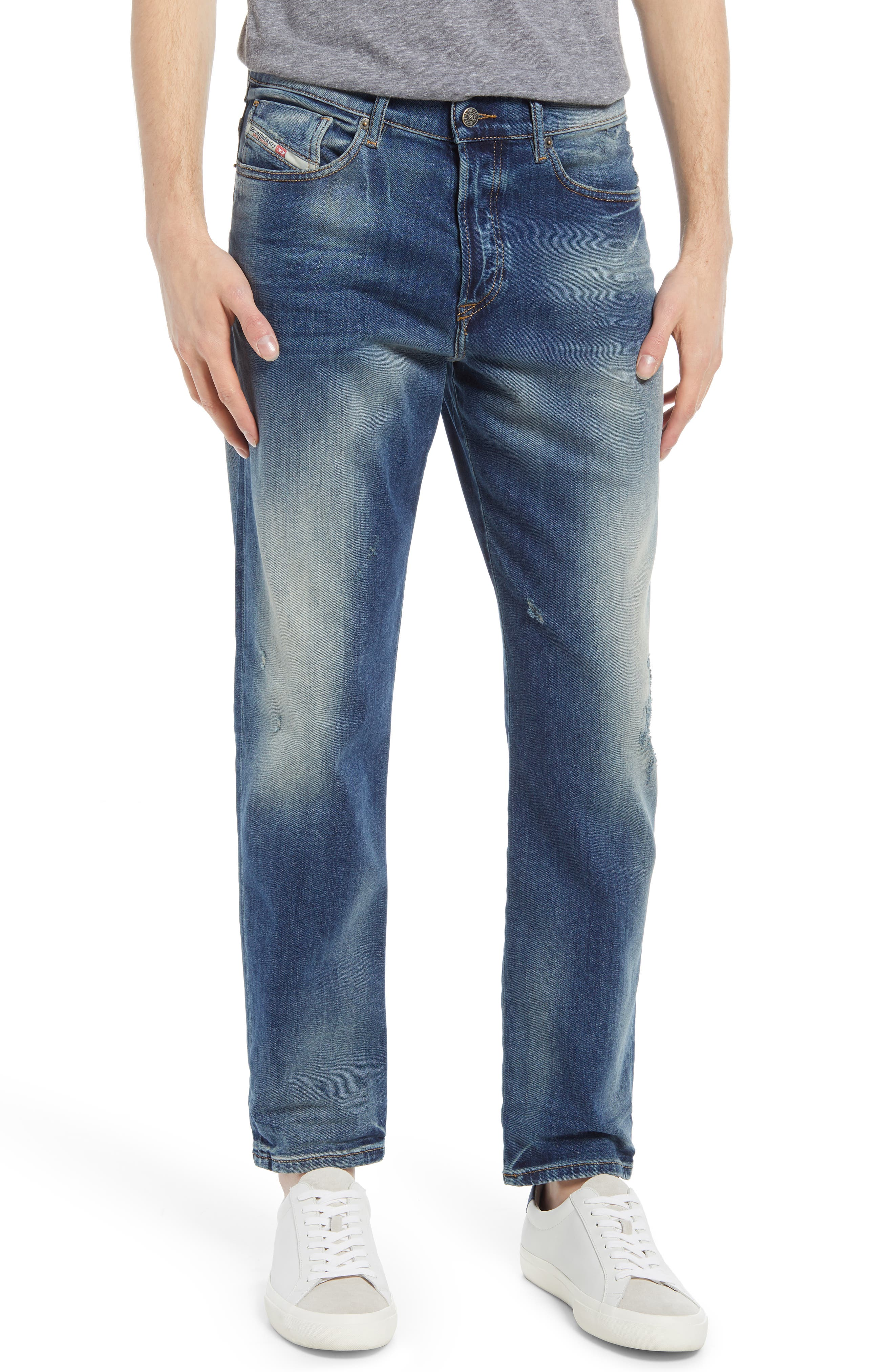 Men's Diesel D-Finning Slim Fit Jeans
