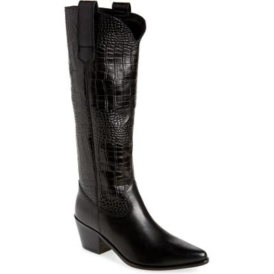 Seychelles Admirable Knee High Boot- Black