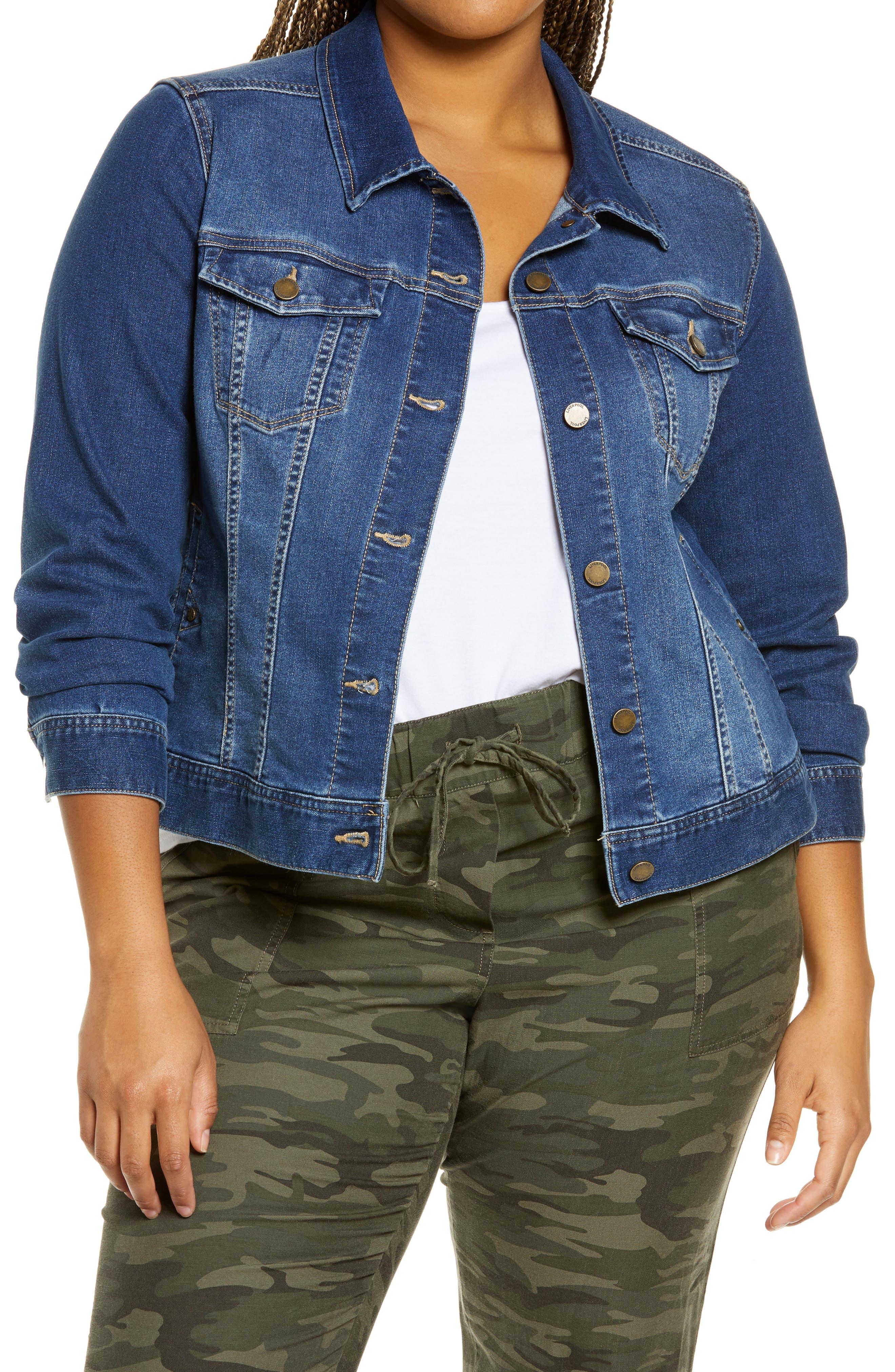 Men/'s Long Sleeve Denim Shirt Camo Patchwork Blouse Frayed Jeans Coats Casual US