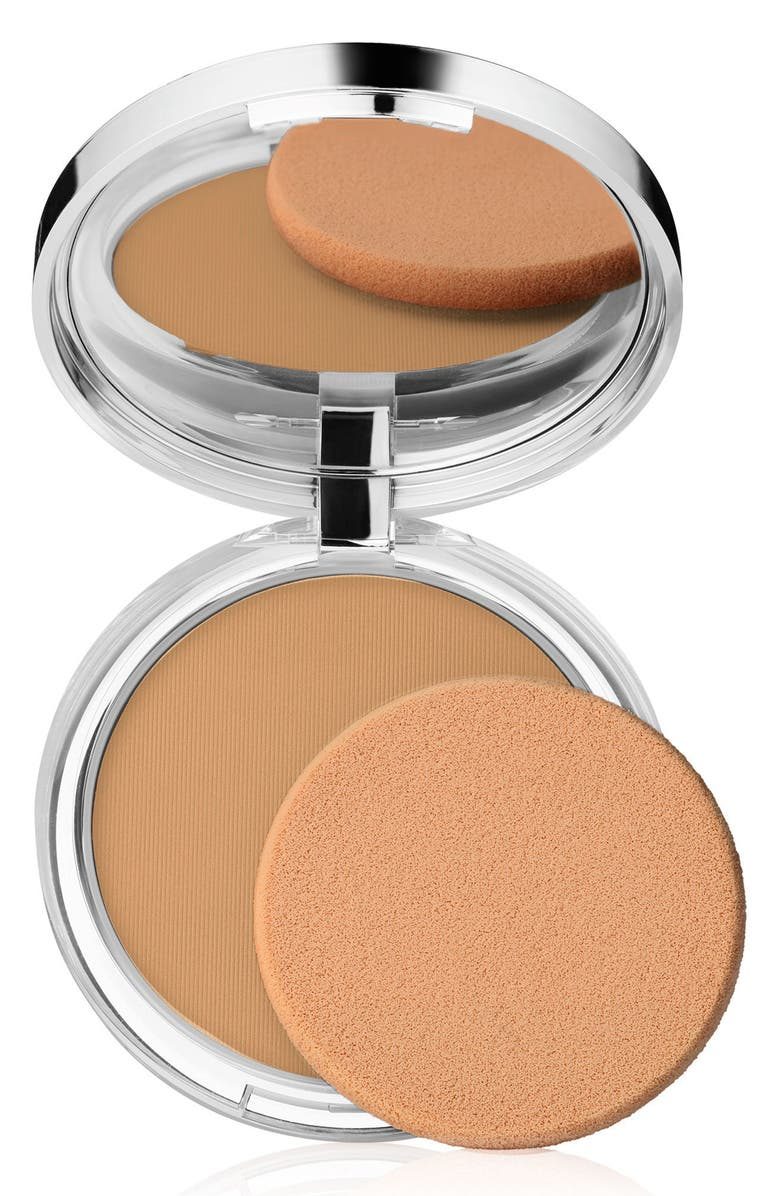CLINIQUE Stay-Matte Sheer Pressed Powder, Main, color, OAT