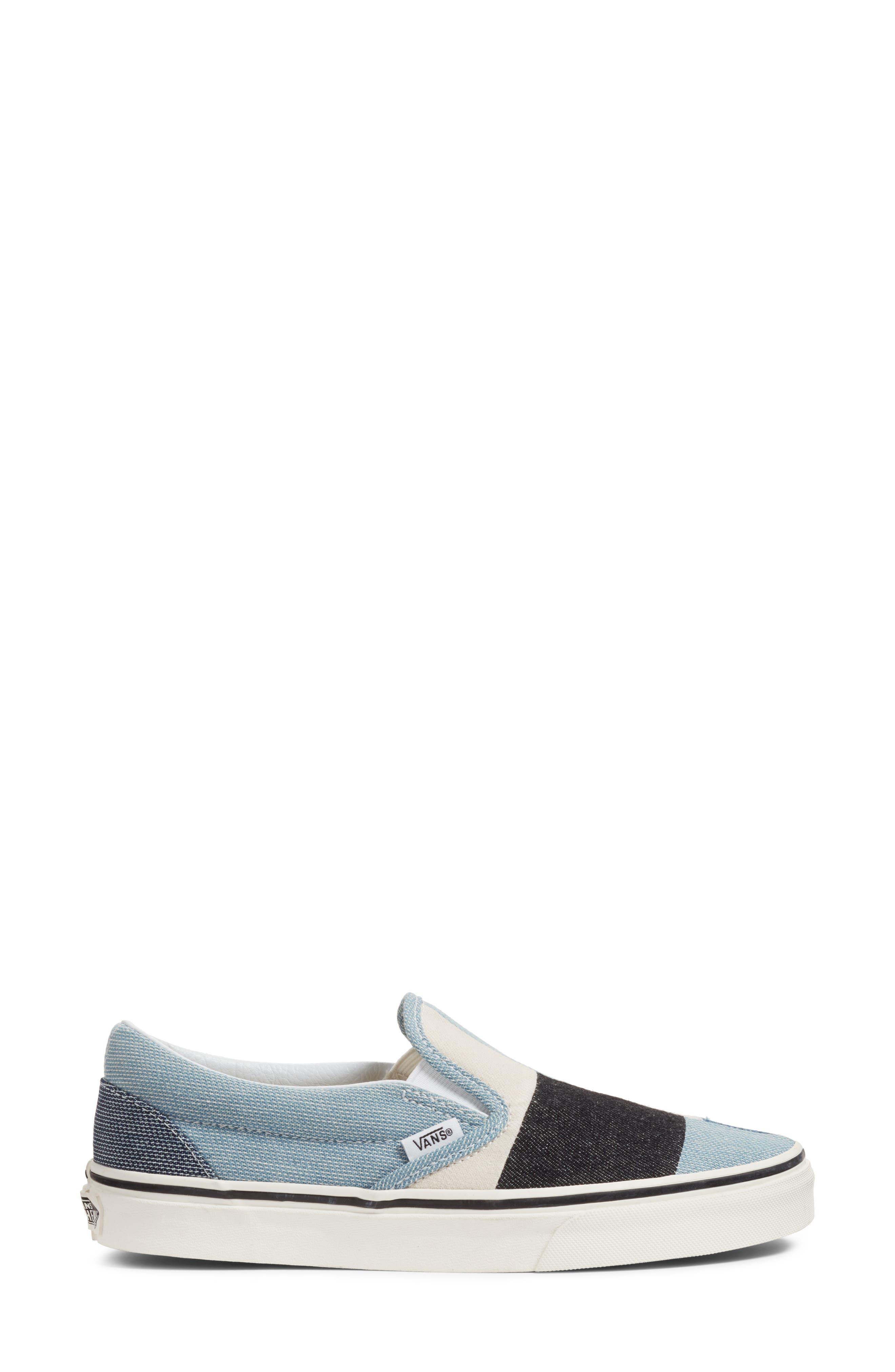 ,                             Classic Slip-On Sneaker,                             Alternate thumbnail 161, color,                             423