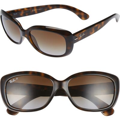 Ray-Ban 5m Polarized Sunglasses - Havana