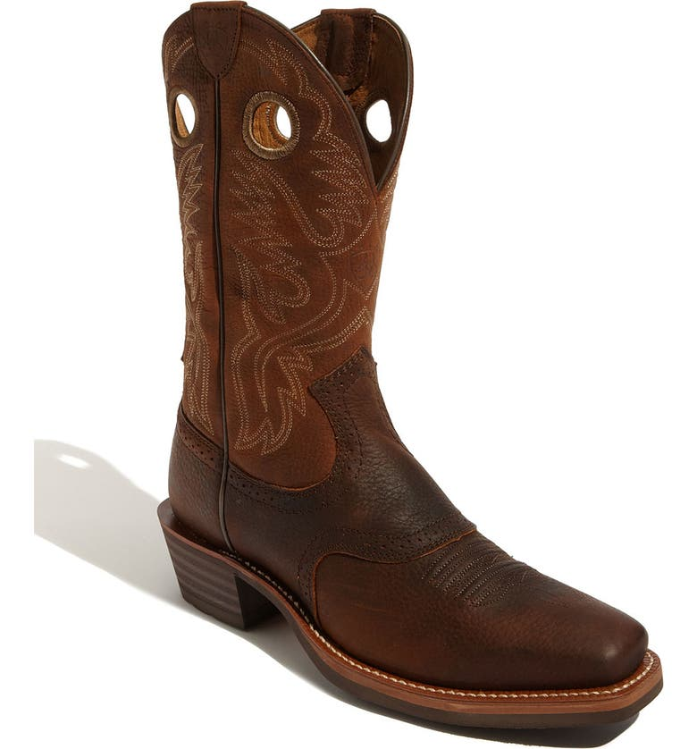 ARIAT 'Heritage Roughstock' Boot, Main, color, 200