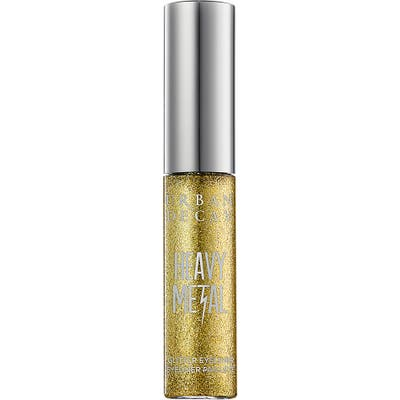 Urban Decay Heavy Metal Glitter Eyeliner - Goldmine