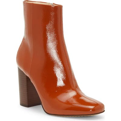 Vince Camuto Dannia Bootie, Orange