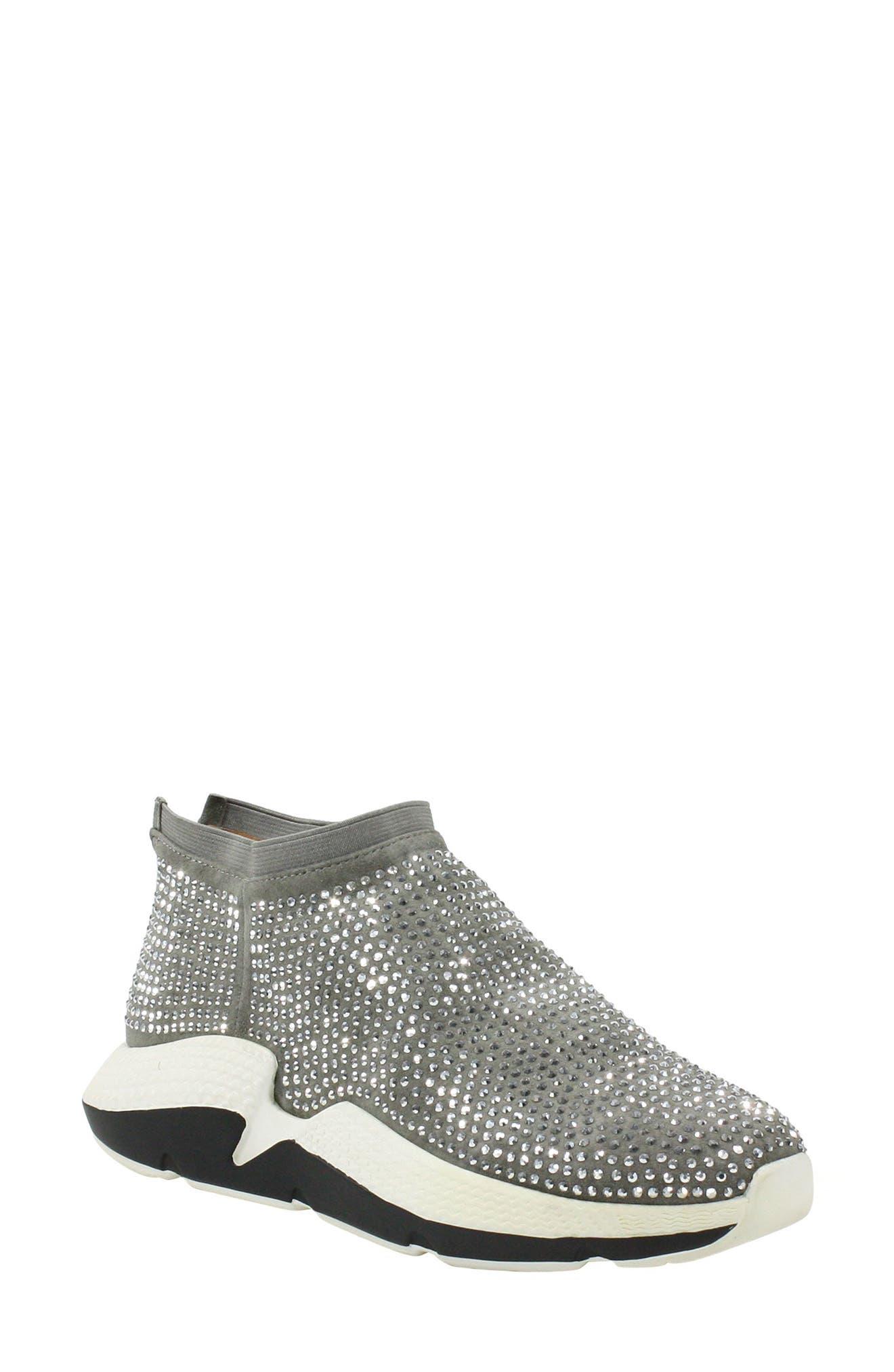 Helena Embellished Sneaker