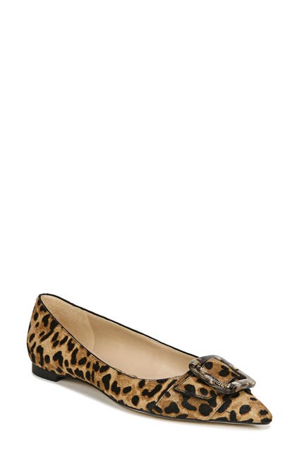 Image of Sam Edelman Sonja Genuine Calf Hair Flat