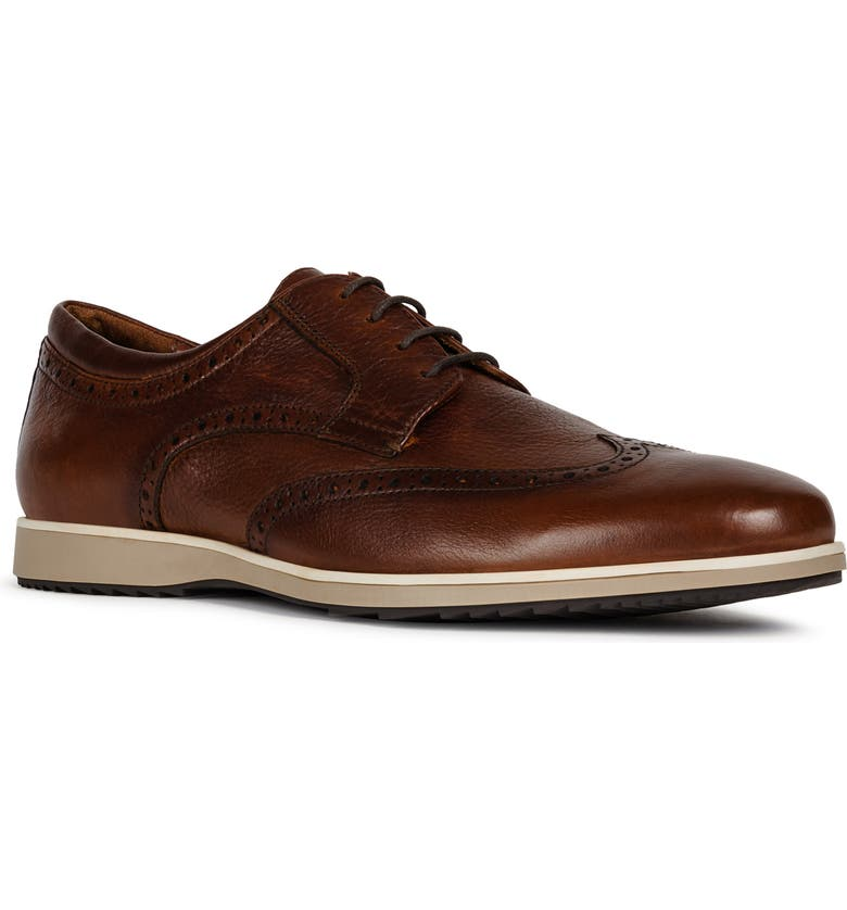 GEOX Blainey 2 Wingtip, Main, color, 209