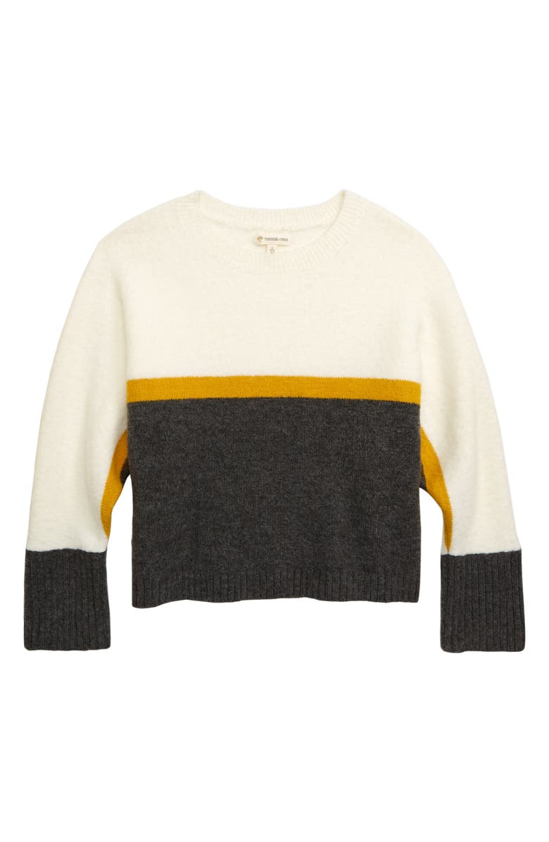 TUCKER + TATE Cool Kid on the Block Sweater, Main, color, 900