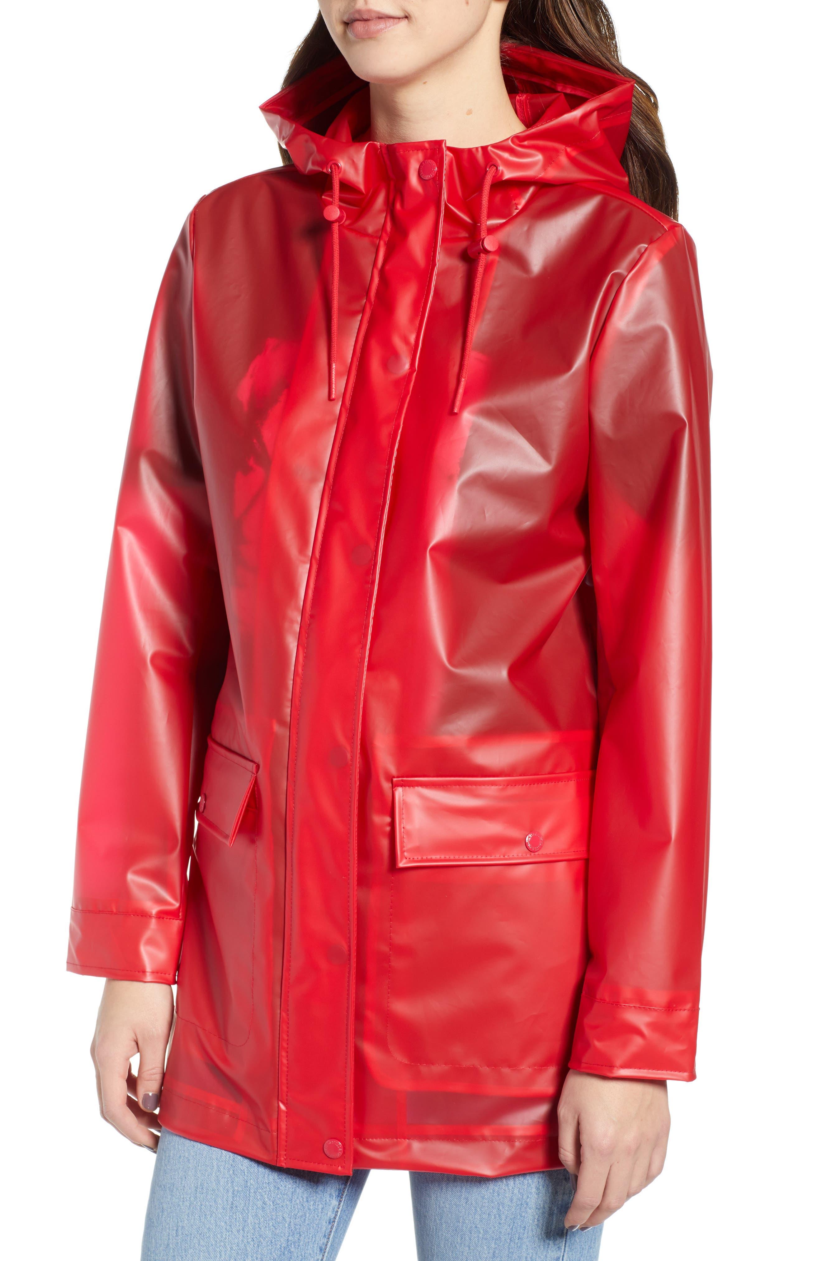 ,                             Hooded Rain Jacket,                             Alternate thumbnail 17, color,                             610