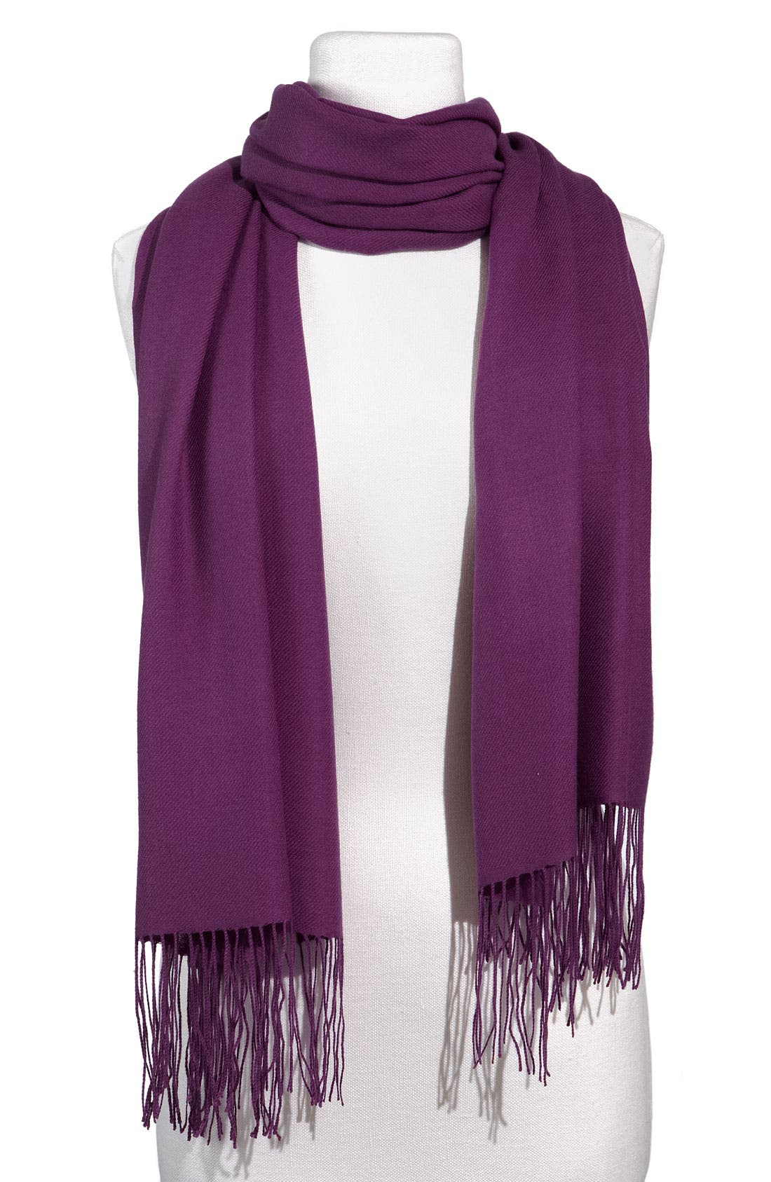 ,                             Tissue Weight Wool & Cashmere Wrap,                             Main thumbnail 127, color,                             504
