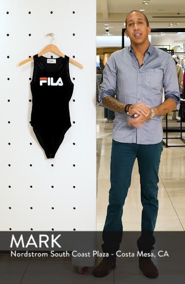 Lupita Velour Bodysuit, sales video thumbnail