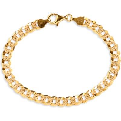 Argento Vivo Curb Chain Bracelet
