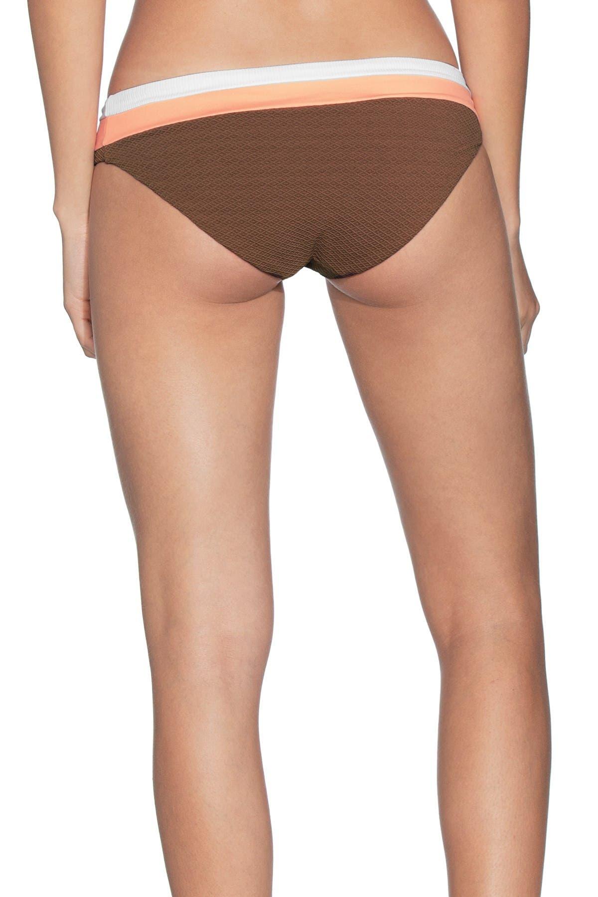 Image of Maaji Miranda Sublime Colorblock Reversible Bikini Bottoms