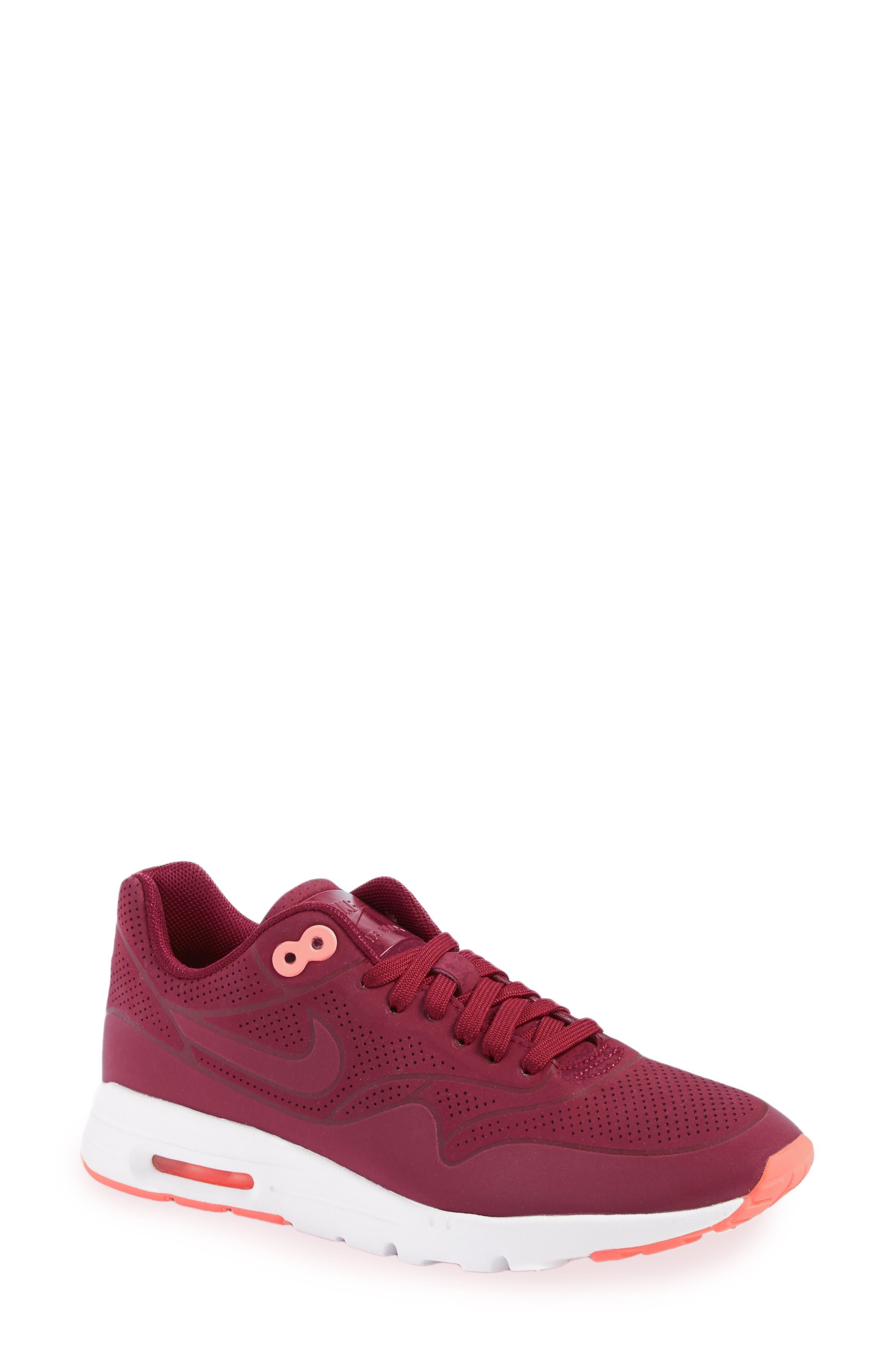 ,                             'Air Max 1 - Ultra Moire' Sneaker,                             Alternate thumbnail 107, color,                             602