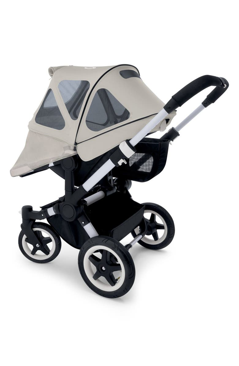 BUGABOO 'Donkey - Breezy' Sun Canopy, Main, color, ARTIC GREY
