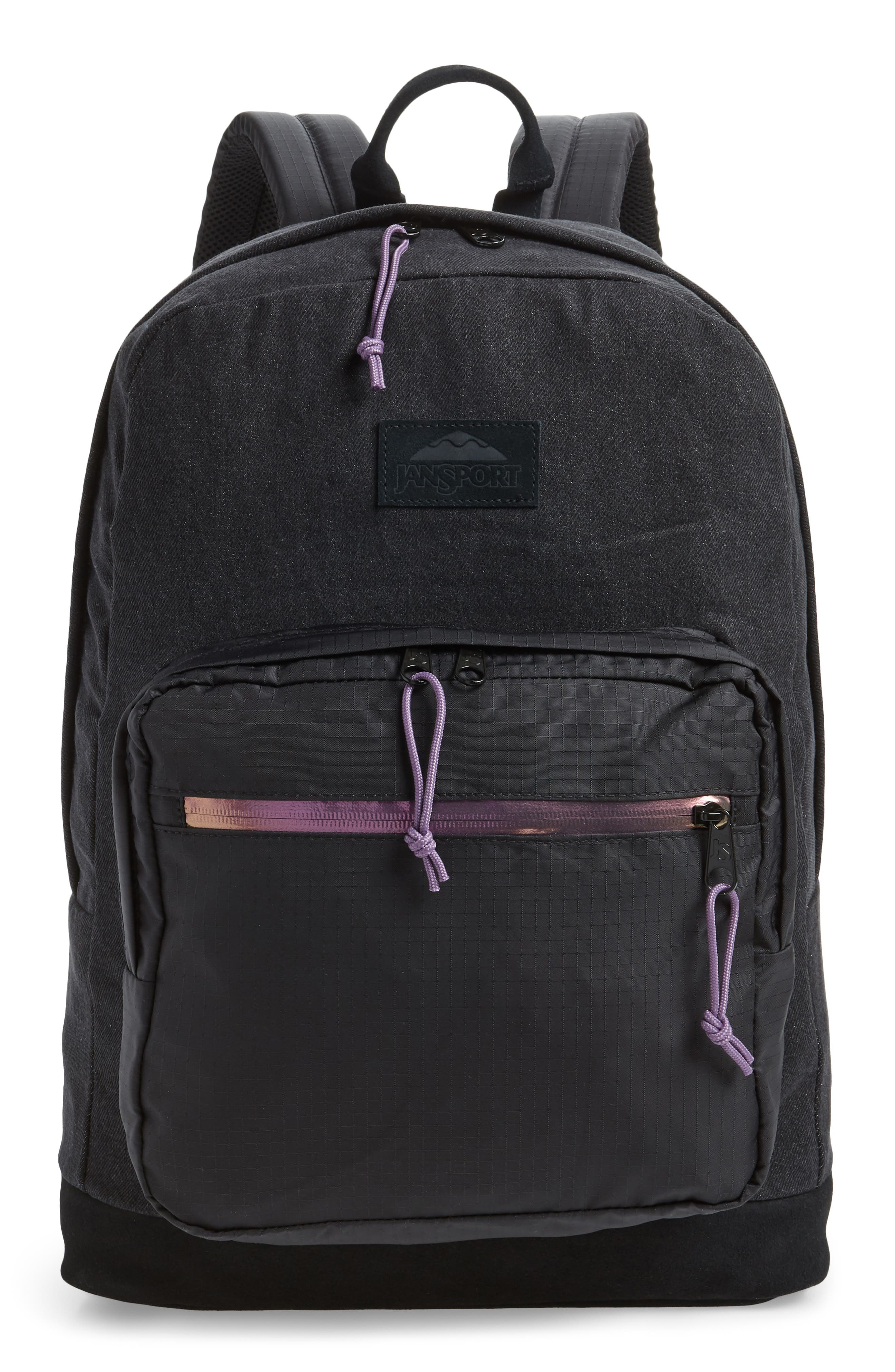 Right Pack LS 15-Inch Laptop Backpack, Main, color, TROPGOTH