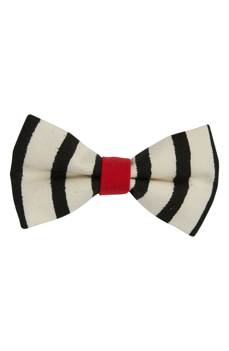 MADE BY CLEO Cheshire Pet Collar Bow Tie, Main, color, 001