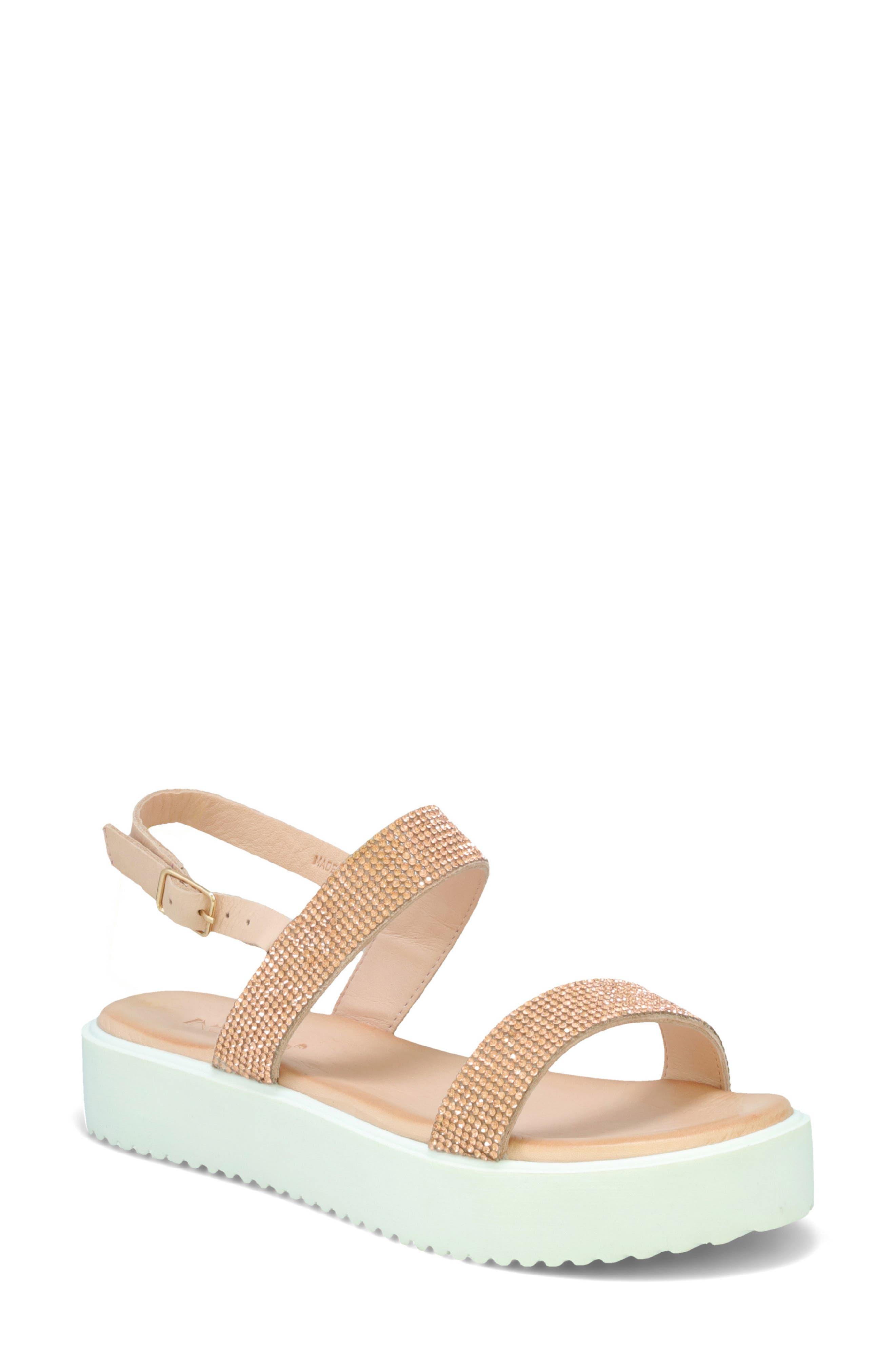 Inuovo Jaden Platform Sandal