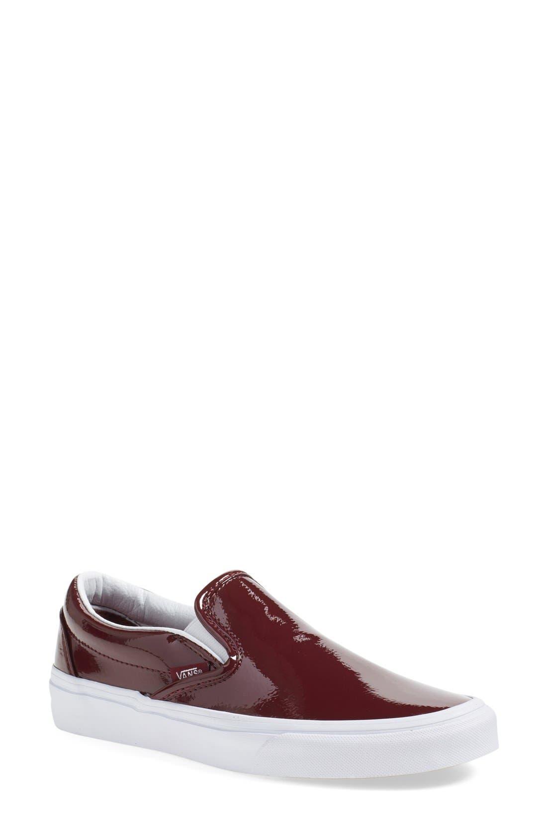 ,                             Classic Slip-On Sneaker,                             Main thumbnail 447, color,                             930
