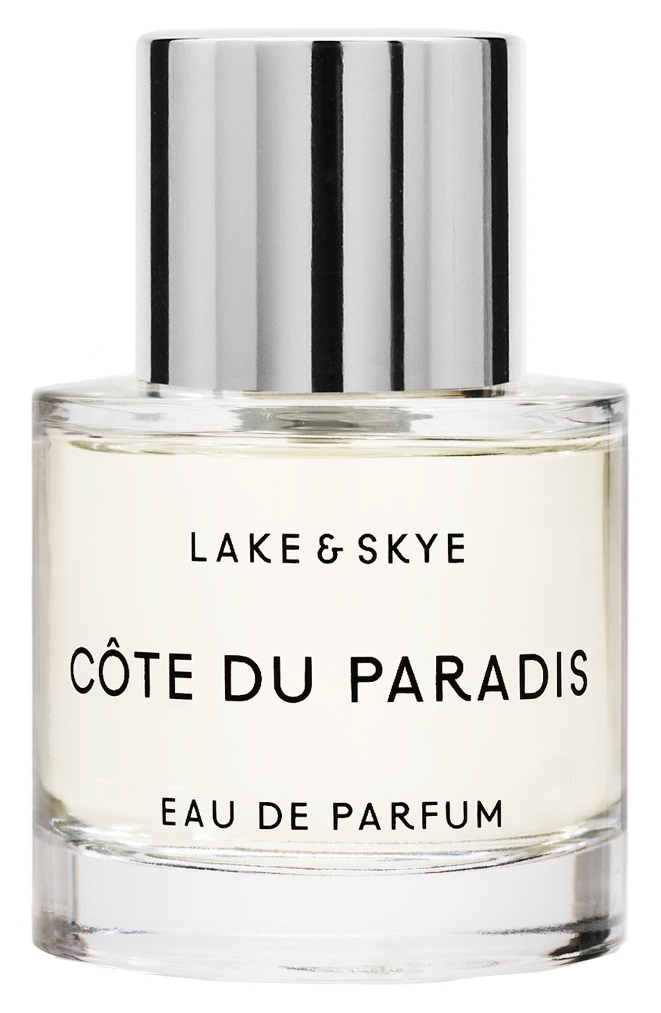 Lake & Skye Cote Du Paradis Eau De Parfum
