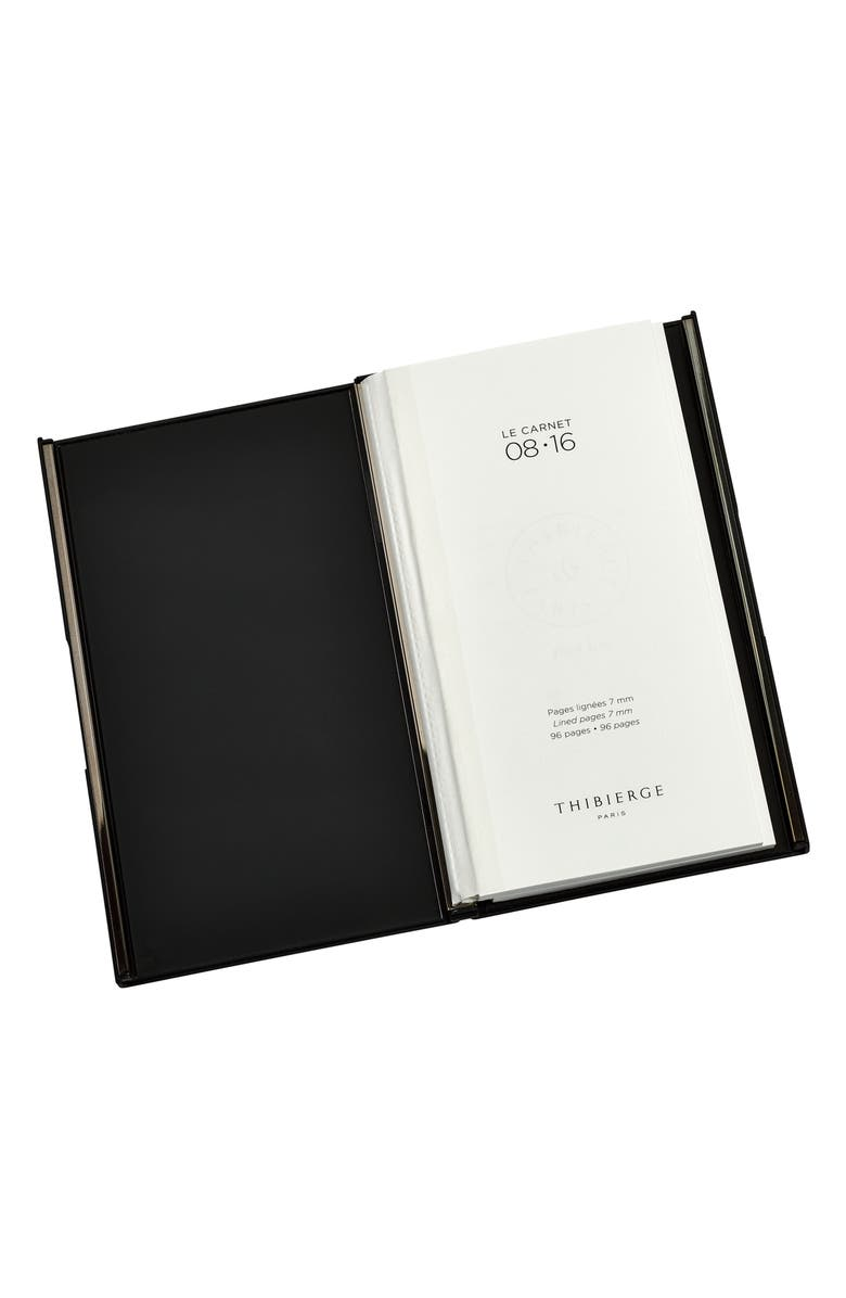THIBIERGE Le Carnet 08.16 Magnetic Binding Refillable Notebook, Main, color, 001