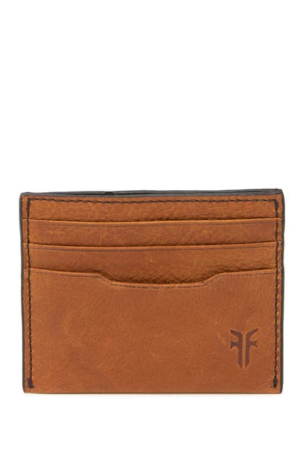Image of Frye Leather Card Case