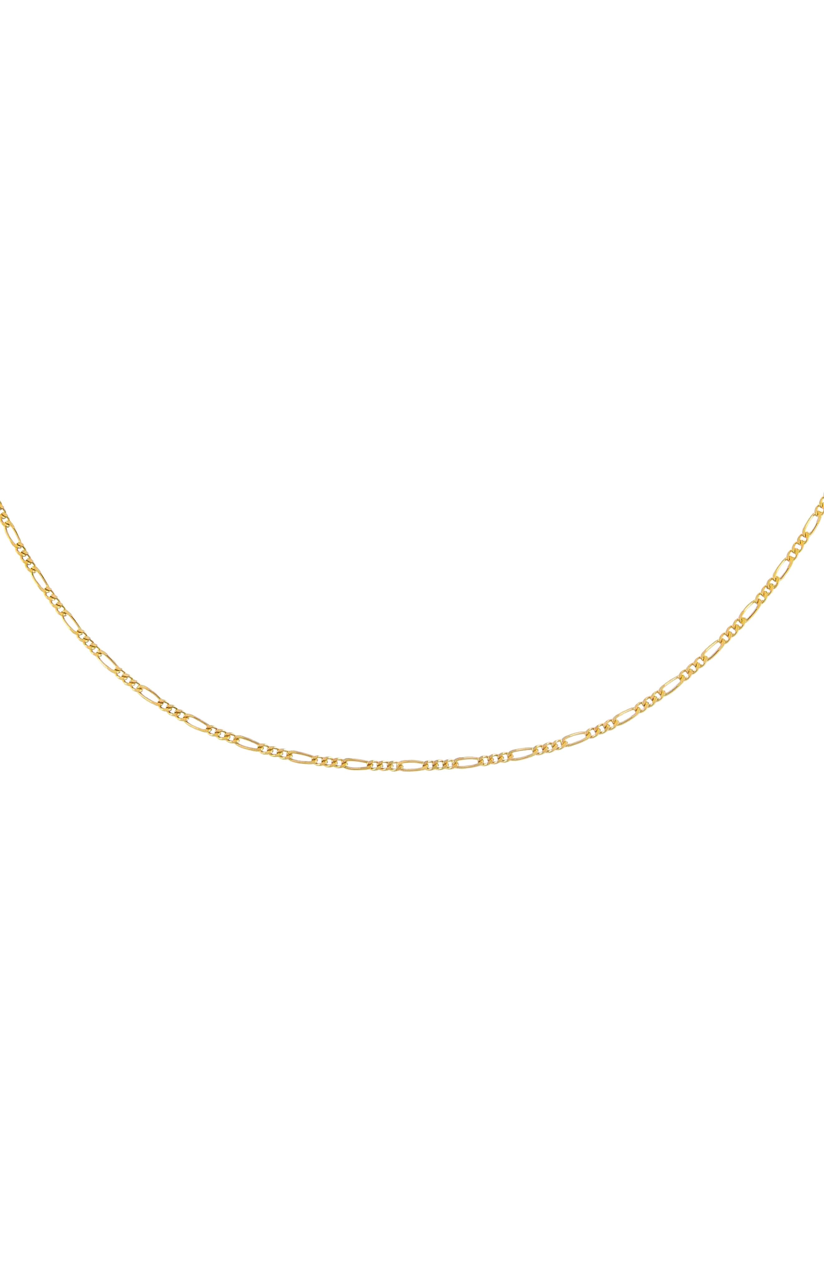 Women's Adina's Jewels Baby Figaro Bracelet