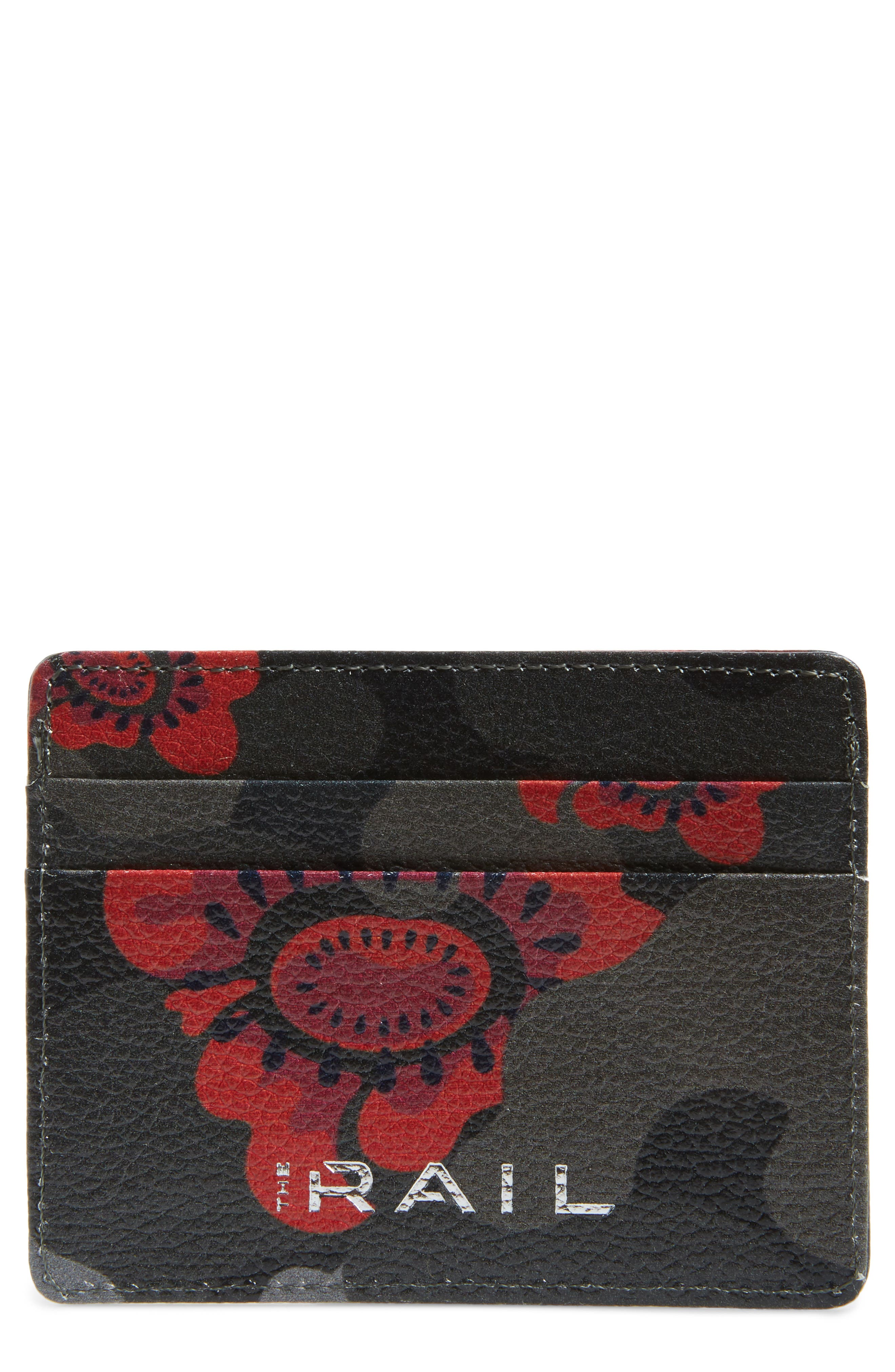 ,                             Jamie Leather Card Case,                             Main thumbnail 9, color,                             006