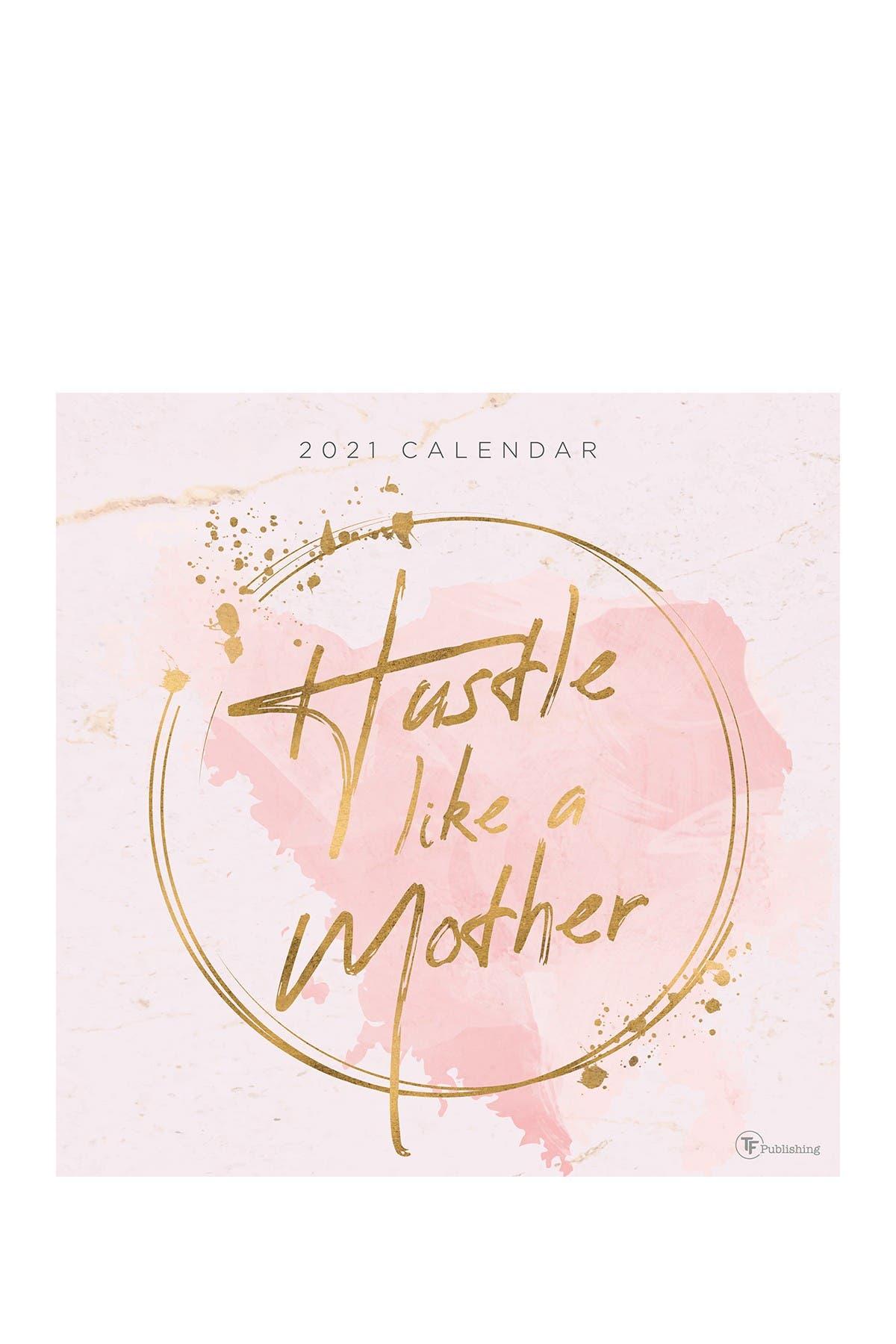 Image of TF Publishing 2021 Mom Life Wall Calendar
