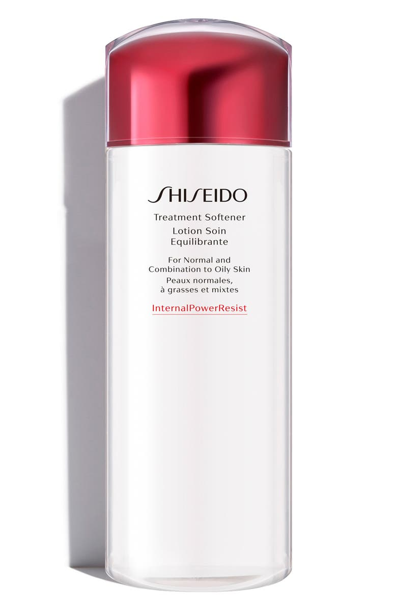 SHISEIDO Treatment Softener Lotion for Normal, Combination & Oily Skin, Main, color, NO COLOR