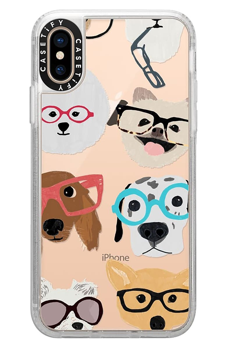 Casetify Funny Dogs X XS XS Max XR IPhone Case