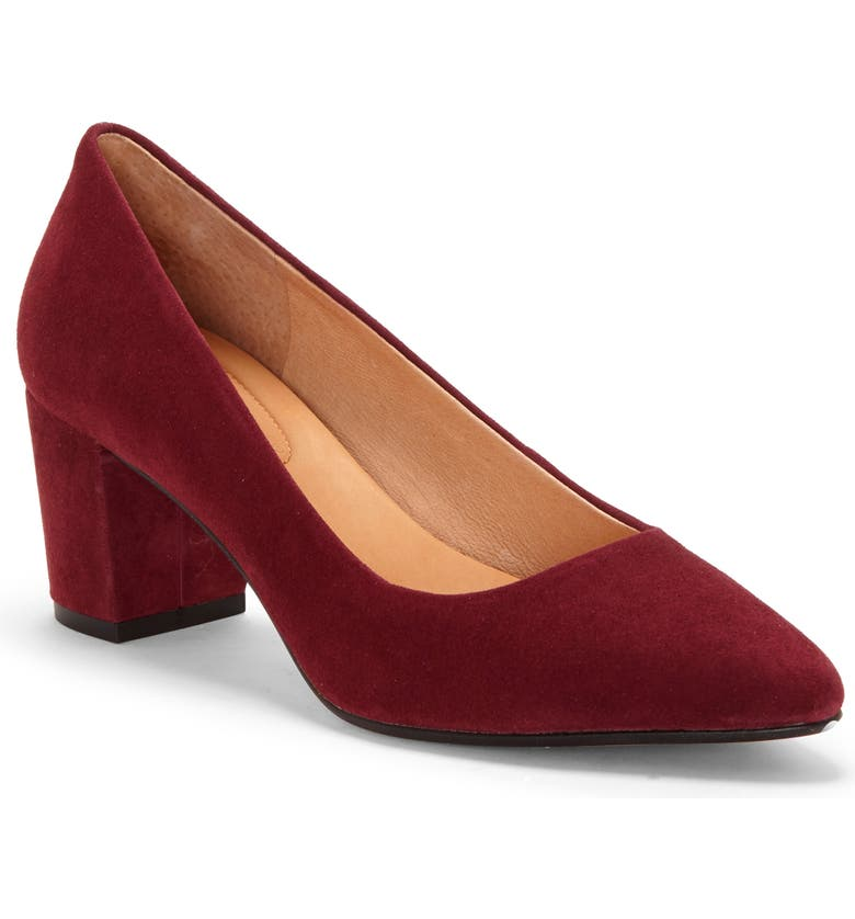 CC CORSO COMO<SUP>®</SUP> Ryanna Pump, Main, color, PORT ROYALE SUEDE
