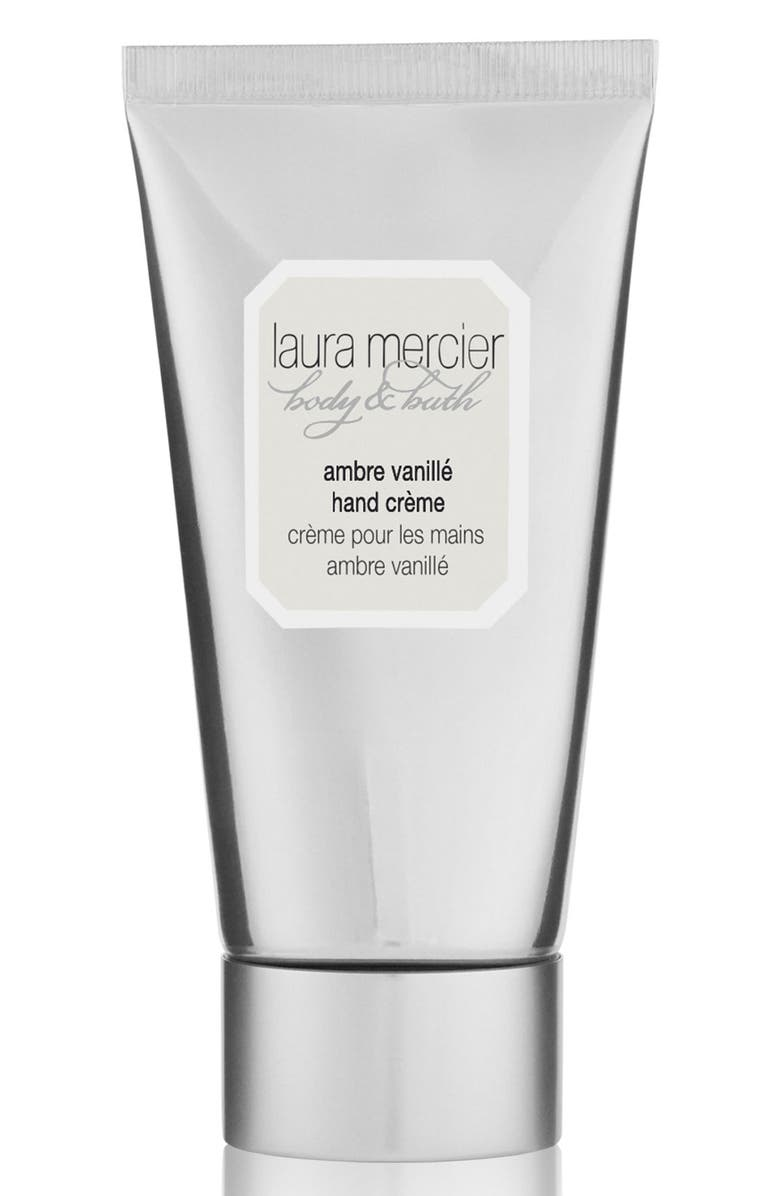 LAURA MERCIER Ambre Vanillé Hand Crème, Main, color, NO COLOR