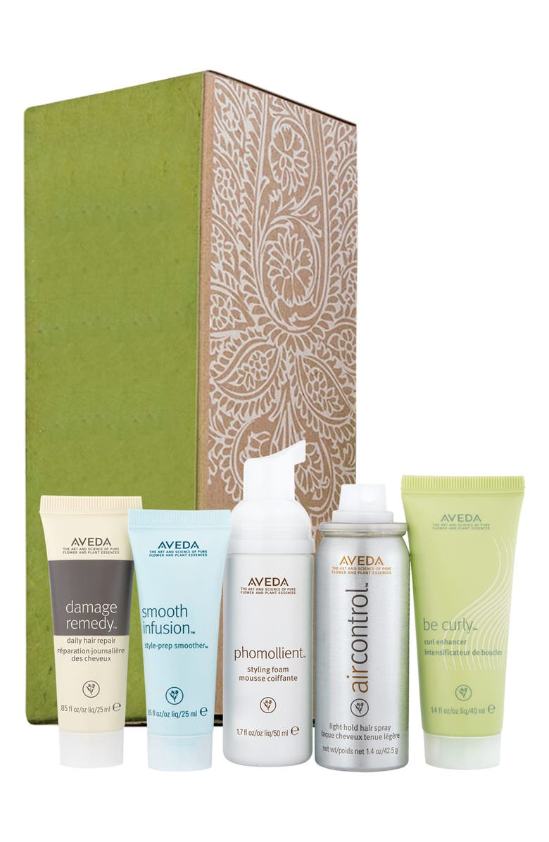 AVEDA The Gift of a Little Style Collection, Main, color, 000
