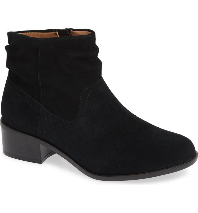 VIONIC Kanela Low Slouchy Bootie, Main, color, 001